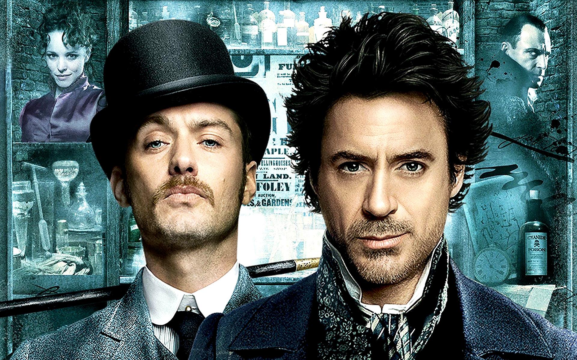 Guy Ritchie Sherlock Holmes 3
