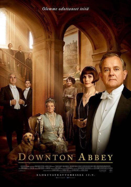 Kuvahaun tulos haulle Downton Abbey juliste finnkino