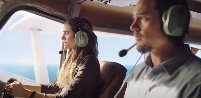 Painajaismainen tilanne lentokoneessa – tältä näyttää selviytymistrilleri Horizon  Line | Episodi.fi
