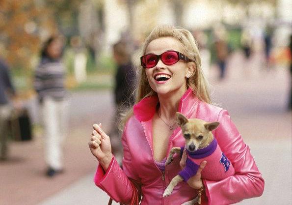 Reese Witherspoon jakoi 24 vuotta vanhan selfien