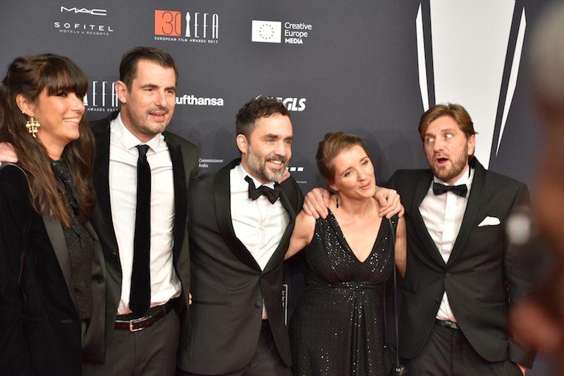 Ruotsalaiset juhlivat eurooppalaisen elokuvan palkintogaalassa – suomalaiset jäivät vaille ...