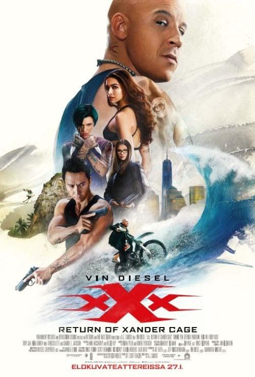 Hollywood elokuva XXX Video